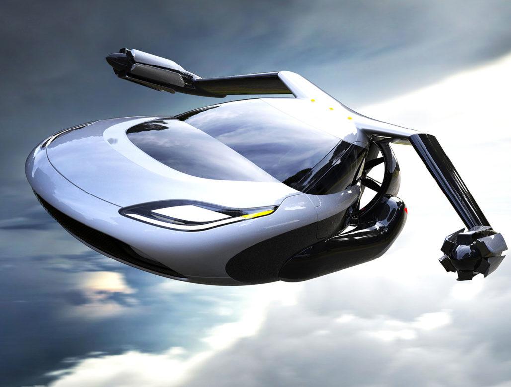 voiture volante 1
