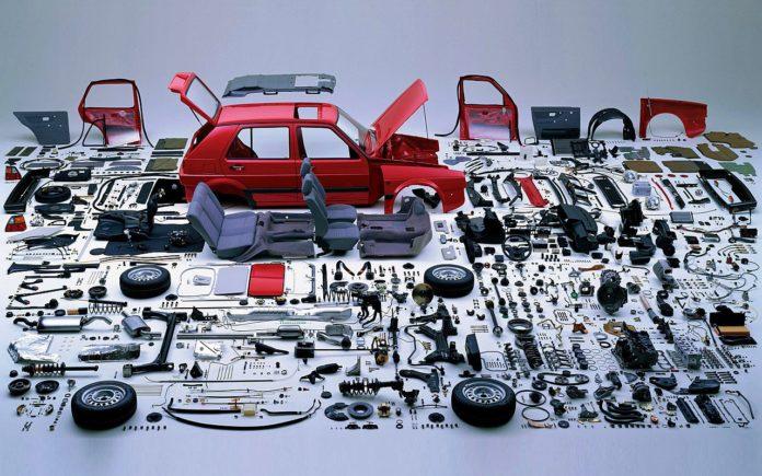 pièces carrosserie
