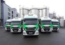 camion iveco stralis NP Verbio