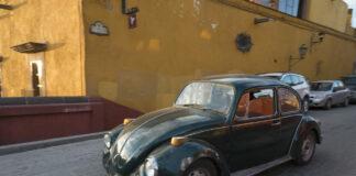 louer une voiture au Mexique
